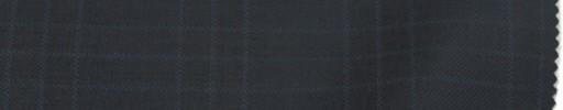 【Ca_6w714】ネイビー+4.2×3.8cmファンシープレイド