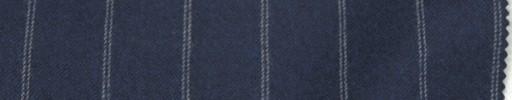 【Ca_6w721】ネイビー+2cm巾白Wストライプ
