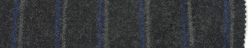 【Ca_71w766】チャコールグレー+2.1cm巾ライトグレー・ブルーストライプ
