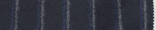 【Ca_71w767】ネイビー+2.1cm巾ライトグレー+パープルストライプ