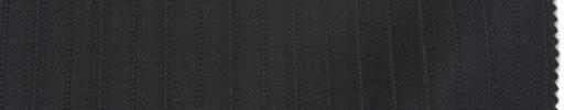 【Er_6w11】ダークネイビー+1.4cm巾織り交互ストライプ