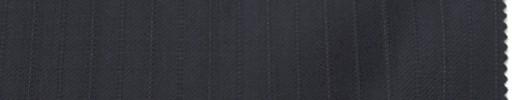 【Er_6w13】ネイビー+1.4cm巾織り交互ストライプ