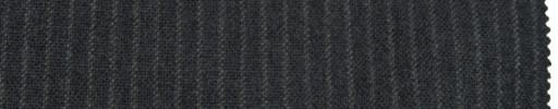 【Er_6w15】チャコールグレー+4ミリ巾ストライプ