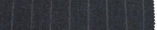 【Er_6w16】チャコールグレー+1.5cm巾ストライプ