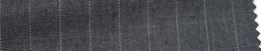 【Hs_wcs01】ミディアムグレー+1.2cm巾ストライプ