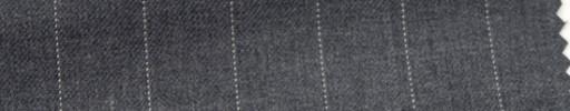 【Hs_wcs06】ミディアムグレー+1.6cm巾ストライプ