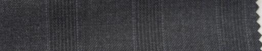 【Hs_wcs18】ダークグレー+4×3.5cmファンシープレイド