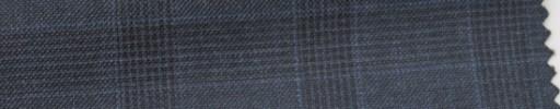 【Hs_wcs19】ライトネイビー+4×3.5cmファンシープレイド