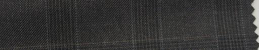 【Hs_wcs20】ダークブラウン+4×3.5cmファンシープレイド