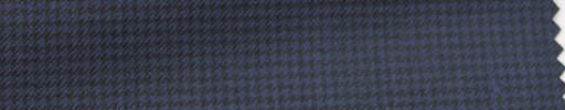 【Hs_wcs31】ネイビー黒ハウンドトゥース