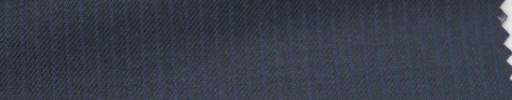 【Hs_wcs32】ダークネイビー+3ミリ巾ブルーストライプ