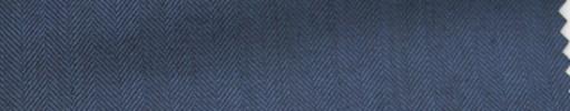 【Hs_wcs39】ダークブルー9ミリ巾ヘリンボーン