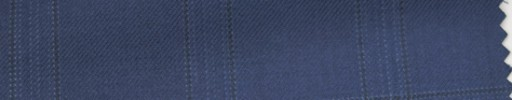 【Hs_wcs47】ライトネイビー+4.5×3.5cmファンシープレイド