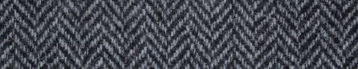 【Ht_6w302】ミディアムブルーグレー1.6cm巾ヘリンボーン