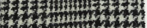 【Ht_6w306】白黒11×8.5cmグレンプレイド