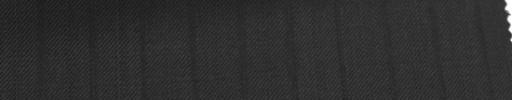 【Sb_6w11】ブラック1cm巾織り交互ストライプ
