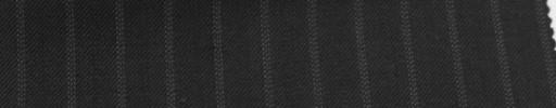 【Sb_6w20】ダークグレー+9ミリ巾ドット・織り交互ストライプ