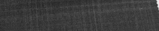 【Sb_6w23】チャコールグレー+4.5×4cmファンシープレイド