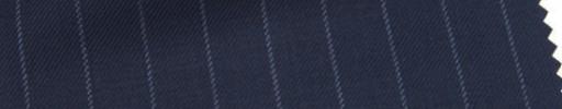【Ar_6w025】ネイビー+1.3cm巾ロープドストライプ