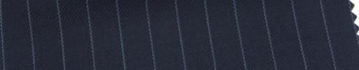 【Ar_6w027】ネイビー+9ミリ巾ライトブルーストライプ