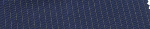 【Ar_6w029】ネイビー+4ミリ巾グレーストライプ