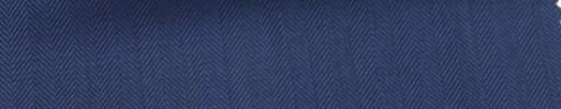 【Ar_6w055】ライトネイビー8ミリ巾ヘリンボン