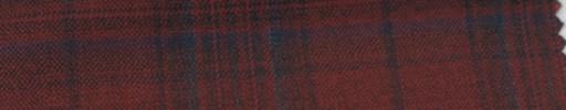 【Ar_6w101】ダークレッド・ネイビー8×6cmタータンチェック