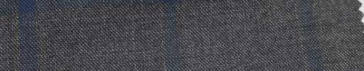 【Ar_6w120】ミディアムグレー+5.5×4.5cmブルーウィンドウペーン
