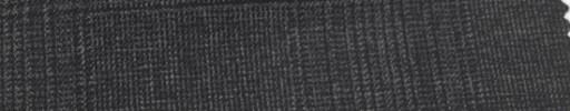 【Ar_6w123】チャコールグレー9×8cmグレンプレイド