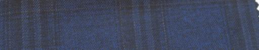 【Ar_6w128】ネイビー・黒6×5cmタータンチェック