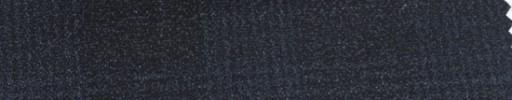 【Ar_6w155】ダークネイビー6.5×5cmファンシーグレンチェック