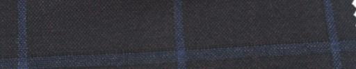 【Ar_6w158】ダークブラウン+6×5cmブルーパープル・ウィンドウペーン