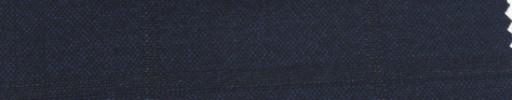 【Ar_6w159】ネイビー+6×5cm黒ウィンドウペーン
