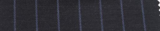 【Ar_6w163】ダークグレー+1.5cm巾ブルーパープルストライプ