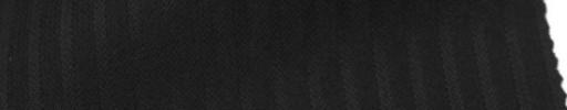 【Ckb_w101】黒柄+5ミリ巾織りストライプ