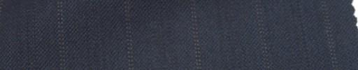 【Ckb_w106】ネイビー+1.8cm巾織り交互ストライプ