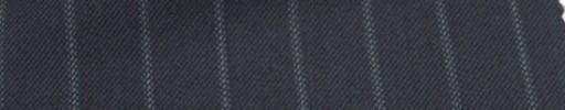 【Ckb_w109】ネイビー+1.3cm巾ブルードットストライプ