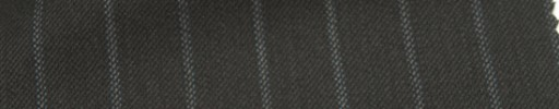 【Ckb_w110】ブラウン+1.3cm巾ブルードットストライプ