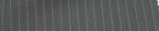【Ckb_w113】グレー柄+4ミリ巾ライトブルーストライプ
