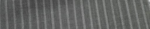 【Ckb_w119】ライトグレー+4ミリ巾ストライプ