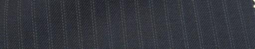 【Ckb_w120】ネイビー+5ミリ巾織りストライプ