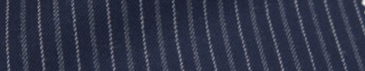 【Ckb_w156】ライトネイビー+8ミリ巾交互ストライプ