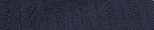 【Ckb_w165】ネイビー柄+1.5cm巾織り交互ストライプ