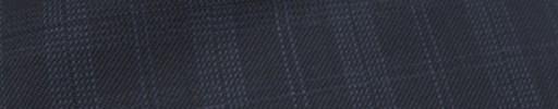 【Ckb_w169】ダークネイビー+3×2.5cmファンシープレイド