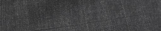 【Ckb_w170】チャコールグレー+3×2.5cmファンシープレイド