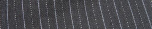 【Ckb_w187】ブラウン柄+1cm巾ライトグレー・ドット交互ストライプ