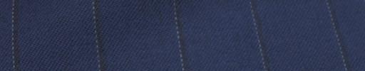 【Ckb_w188】ライトネイビー+2.1cm巾ストライプ