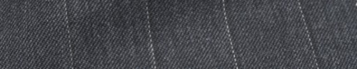 【Ckb_w189】ミディアムグレー+2.1cm巾ストライプ