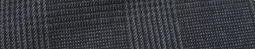 【Ckb_w194】グレーグレンチェック+6×6cmブラウンプレイド