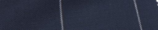 【Ckb_w195】ネイビー+5×4.5cm白ウィンドウペーン